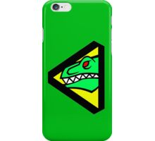 Dino Charge/Kyoryuger Green iPhone Case/Skin