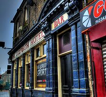 The Gosforth Hotel by Andrew Pounder