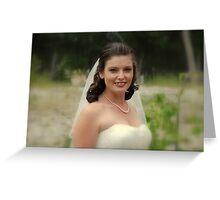 Alicia Wedding Day Greeting Card