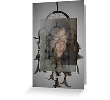 DREAM CATCHER Greeting Card
