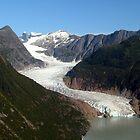 Glacier - Alaska by Robert Jenner