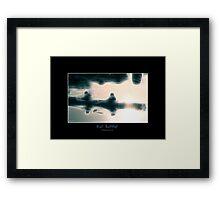"""""""Inuit Summer"""" (Kayaking) Framed Print"""
