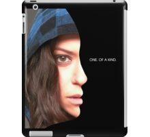 Sarah Manning - Orphan Black - one of a kind iPad Case/Skin