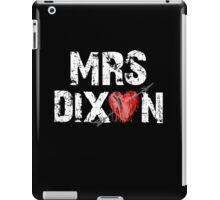 Mrs Dixon? iPad Case/Skin