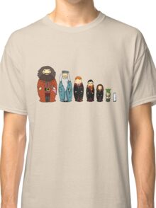 Potter-themed Nesting Dolls Classic T-Shirt