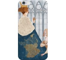 Joan of Arc - french king iPhone Case/Skin