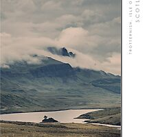 Trotternish, Scotland by Andreas Stridsberg