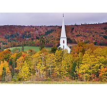 St Marys Mabou Nova Scotia Photographic Print
