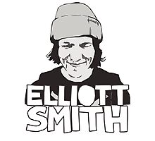 Elliott Smith Photographic Print