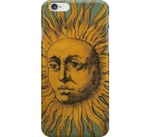 Sol Tarot iPhone Case/Skin