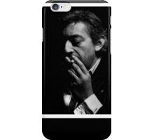 Gainsbourg iPhone Case/Skin