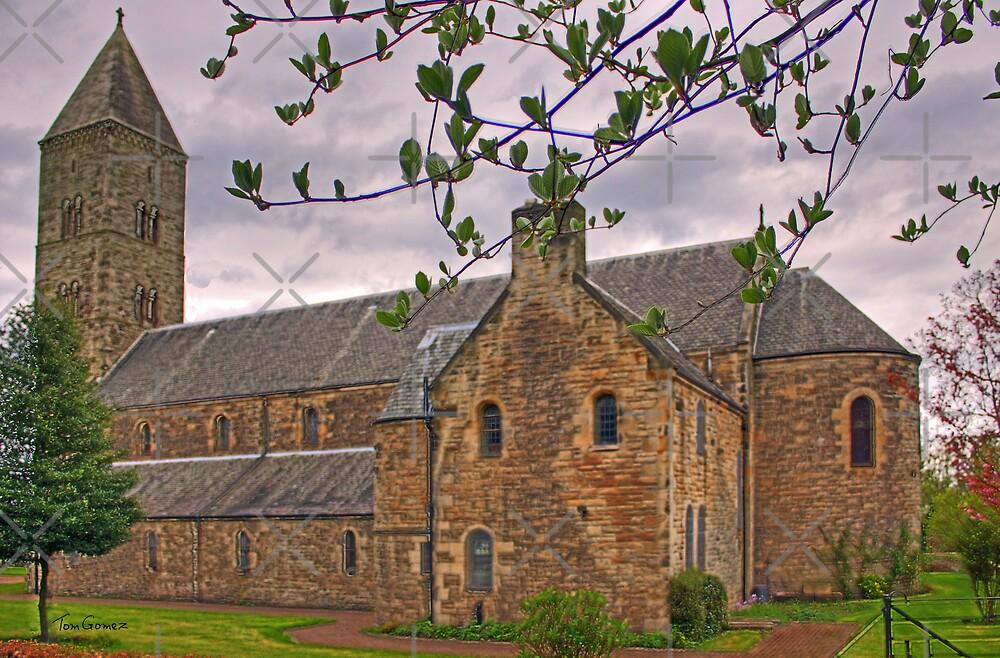 Carriden New Church by Tom Gomez