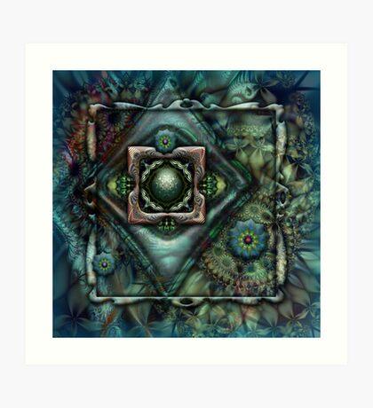 Fusion Art Print