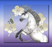 Joy .. a unicorns freedom by LoneAngel