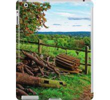 Beautiful English Countryside iPad Case/Skin