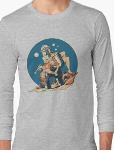 Damsel in Space Long Sleeve T-Shirt