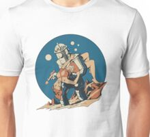 Damsel in Space Unisex T-Shirt