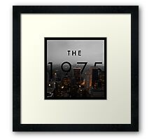 The 1975 City Framed Print