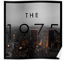 The 1975 City Poster
