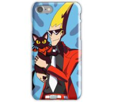 Sissel and Yomiel iPhone Case/Skin
