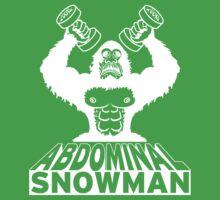 Abdominal Snowman Comeback Title by wo0ze