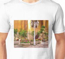 Courtyard Garden Unisex T-Shirt