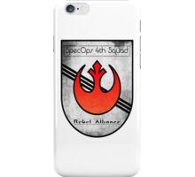 SpecOps Squad 4th, Rebel Alliance.  iPhone Case/Skin
