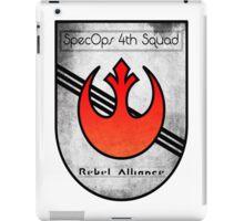 SpecOps Squad 4th, Rebel Alliance.  iPad Case/Skin