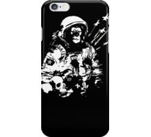 Space Chimp iPhone Case/Skin