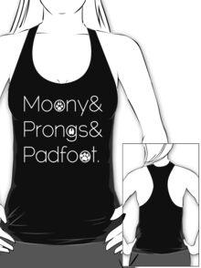 Moony & Pongs & Padfoot T-Shirt