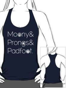 Moony & Pongs & Padfoot T-Shirt