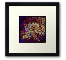 Sense of Delight Framed Print