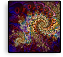 Sense of Delight Canvas Print
