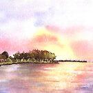 Sunrise by LinFrye