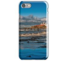 St Mary's Lighthouse Whitley Bay iPhone Case/Skin