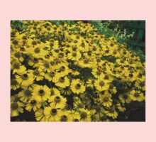 Yellow daisy 6 Kids Clothes