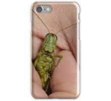 Caught! iPhone Case/Skin