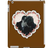 Sheriarty kiss iPad Case/Skin