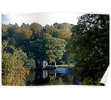 Studley Royal Park Poster