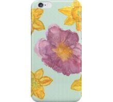 Las Flores de mi vida iPhone Case/Skin