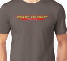 Smash Bros. Ready to Fight! Unisex T-Shirt
