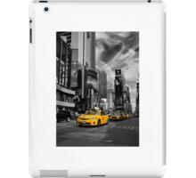 Big Yellow Taxi iPad Case/Skin