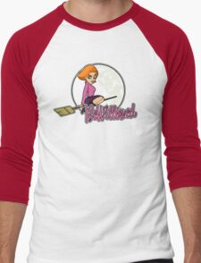 Willow Rosenberg-Bewitched! Men's Baseball ¾ T-Shirt