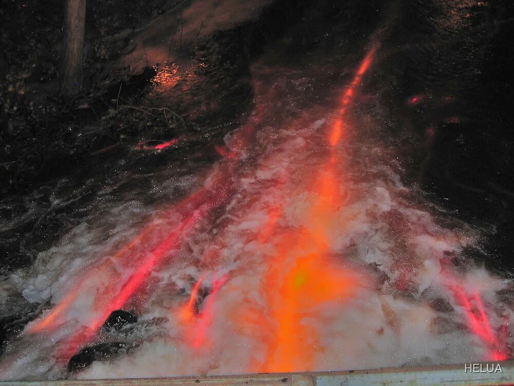 Streaming Water Illumined  by HELUA