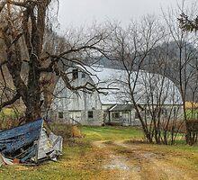 A Hint Of Winter by wiscbackroadz