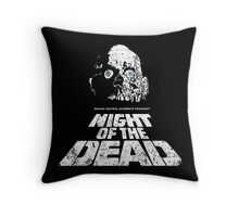 NIGHT OF THE DEAD Throw Pillow