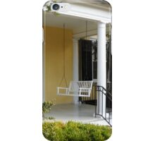 Welcome Porch iPhone Case/Skin