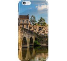 The Three Gables, Bradford on Avon iPhone Case/Skin