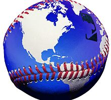 "Baseball ""Best Game In The World"" -Babe Ruth by O O"