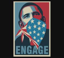 Obama ENGAGE by djcoffman